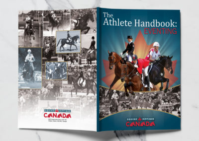 The Athlete Handbook - Eventing