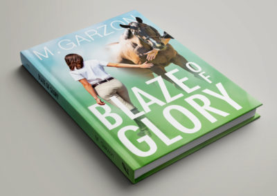 Blaze of Glory by M. Garzon