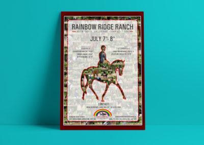 Rainbow Ridge - Show Poster